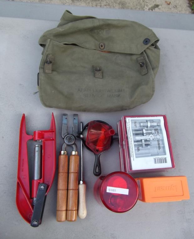 The Field Portable ReloadingKit